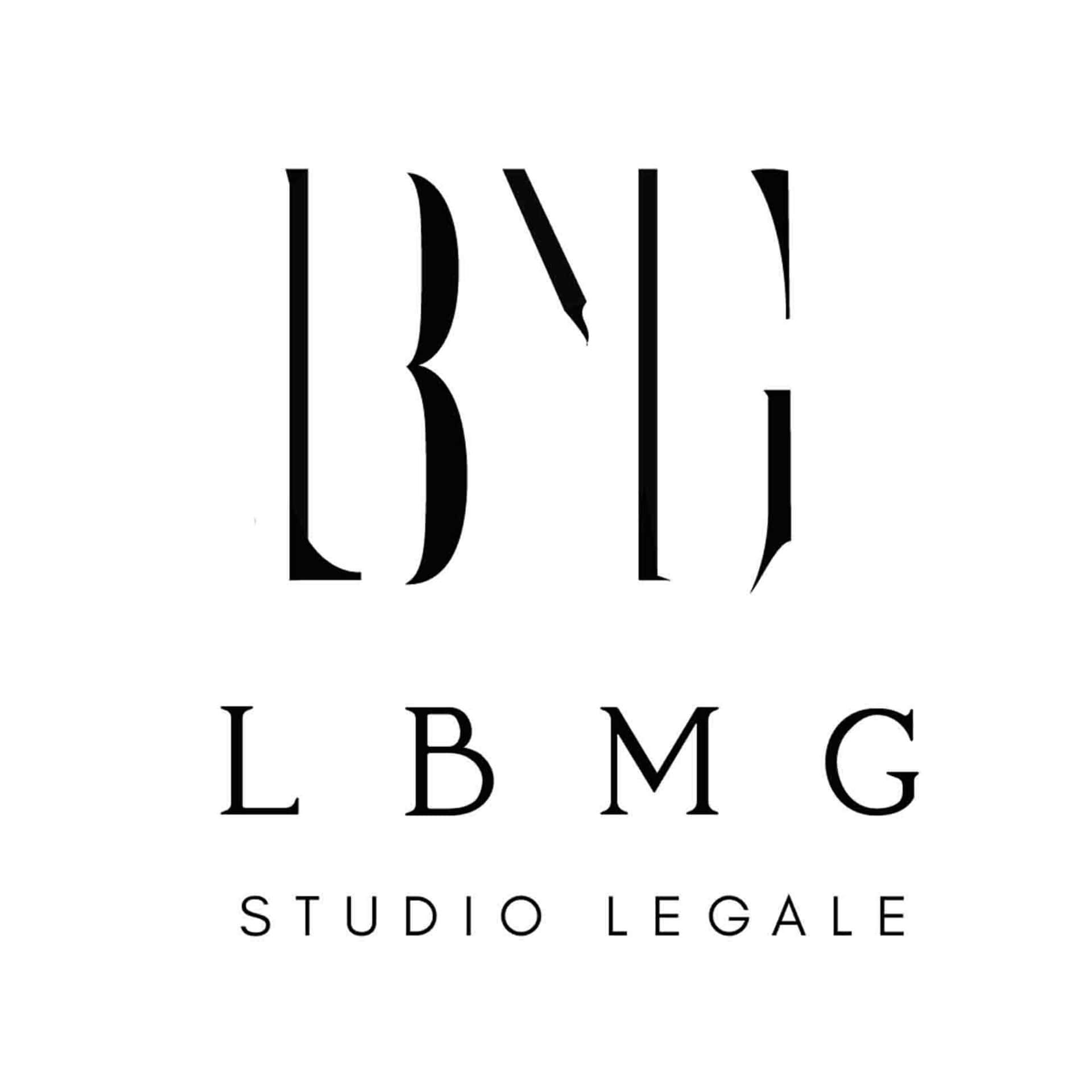 logo studio legale lbmg